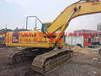 二手小松200-7挖掘机发动机液压泵分配器行走马达