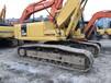 出售二手小松220-7挖掘机