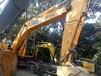 直销二手现代225-9挖掘机来回路费全部报销