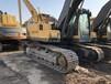 全网直销沃尔沃210B挖掘机全国免费送货上门