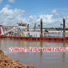 大型绞吸式挖泥船、疏浚船怎样使用、挖泥船公司