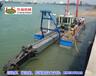 大型绞吸式清淤船、河道清淤船设备、江河清淤船机械设备