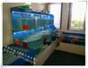 鸿颜无锡鱼缸设计海鲜池海鲜鱼缸服务周到