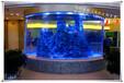 上海鸿颜苏州鱼缸厂家亚克力鱼缸公司,别墅,酒店家