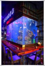 孝感哪里做大型鱼缸
