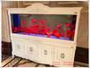 合肥鱼缸定做大型水族鱼缸工程会所浴场别墅鱼缸亚克力鱼缸