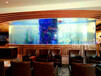 杭州大型魚缸定做亞克力圓形水族