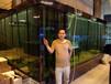 杭州魚缸魚缸定做大型魚缸設計廠家