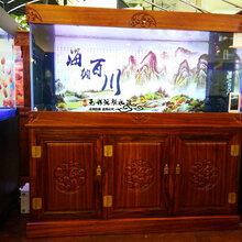 太仓鱼缸定做大型生态鱼缸设计
