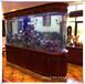 嘉興定制魚缸的地方嘉興魚缸定制