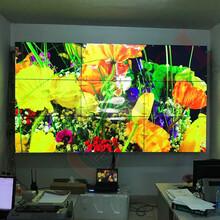 博慈46寸液晶拼接屏打造中国二十冶集团高端智能化企业监控中心图片