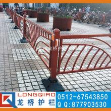 乐清公园道路隔离护栏乐清景区道路隔离护栏古铜色花式隔离护栏图片