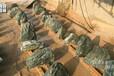 珠海园林石珠海切片景观石九龙玉切片石厂家