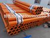 息县中联重科46米臂架泵8万方耐磨泵管/合金27590°弯头专供产品