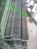 免烧砖机毛刷\液压成型砖机条刷\塑料砖机条刷