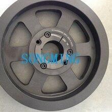 铸造皮带轮SPC475-4X3535上海松铭制造图片