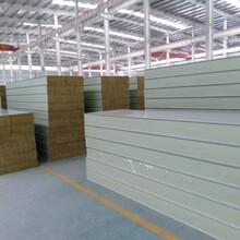 漳州聚氨酯封邊玻璃絲棉夾芯板價格圖片