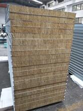 嘉興聚氨酯封邊玻璃絲棉夾芯板聯系方式圖片