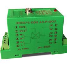 模拟信号光纤传输全隔离光端机图片