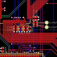 沙井万丰pcb抄板/PCBLAYOUT/电路画板/电子工程设计