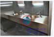 西安衛生間成品304不銹鋼小便槽池專業廠家