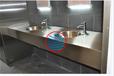 杭州廠家訂做不銹鋼小便池洗手槽拖把池