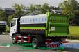 6吨重汽后装垃圾压缩车制造商