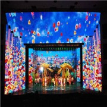 供应济宁室内P2.5高清舞台租赁led显示屏