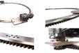 ZCIV圆弧形导轨重载机器人导轨矩形导轨v型导轨燕尾轨