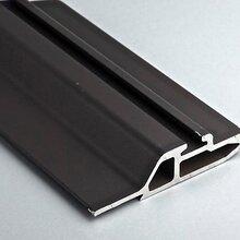 厂家生产各种铝型材加工,CNC精加工工业铝型材图片
