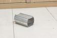 擠壓路燈散熱器,照射燈散熱器,梳子散熱器鋁型材