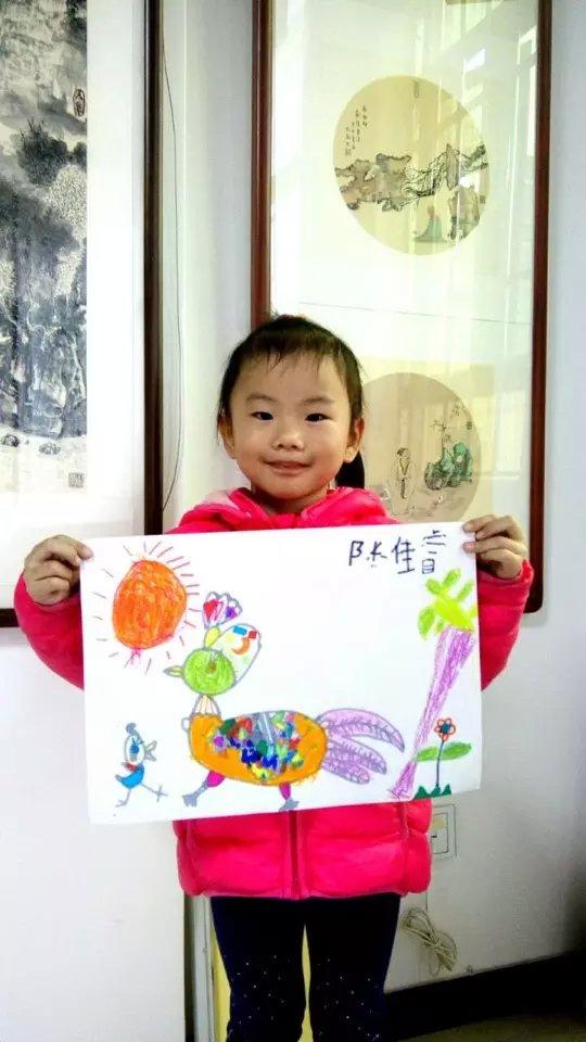 深圳龙华儿童学画画,学儿童画