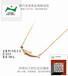 珠宝小批量订单加工快速出货的18K金首饰工厂珠宝品牌代工厂