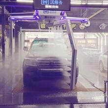 24小时无人洗车机多少钱一台无人值守洗车机价格多少钱图片