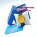 金色降压手表,能量表,保健磁疗手表中老年保健礼品手表