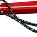 磁疗手链保健手链黑胆石磁珠项链保健礼品