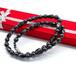 黑胆石磁疗项链保健项链中老年保健礼品会销礼品多功能磁石首饰