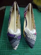 外贸高跟女士皮鞋定做高跟鞋订做高档女鞋定制
