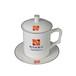 办公会议茶杯,商务礼品陶瓷茶杯订做加字
