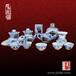 礼品瓷茶具批发订做景德镇套装礼品茶具厂家