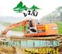重庆市清淤机械设备出租水陆挖掘机租赁