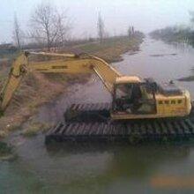 桂林市临桂区220湿地清淤挖掘机出租服务商家