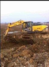 包头市东河区湿地挖机出租水陆挖机出租服务专线