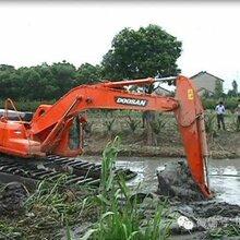 海东市220水陆两用挖掘机出租服务资讯
