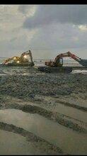 水上挖掘机出租水上挖机出租重庆市城口附近范围