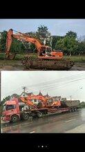 茂名烂泥清除机械水陆挖掘机租赁