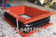 XB型风道纤维织物补偿器厂家风道织物补偿器价格海建专业缔造精品