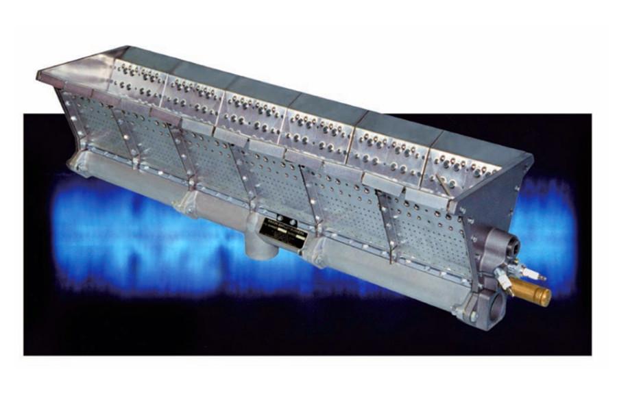 供应MAXON麦克森燃烧器NP-LE线性燃气直燃空调燃烧器