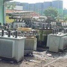 嘉兴电力变压器回收公司海宁二手变压器回收多少钱一台配电柜回收图片