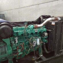 上海寶山二手柴油發電機組回收圖片